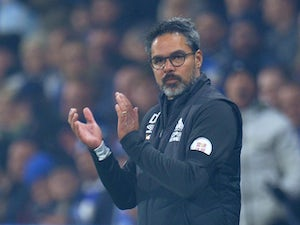 Huddersfield Town manager David Wagner pictured on November 5, 2018