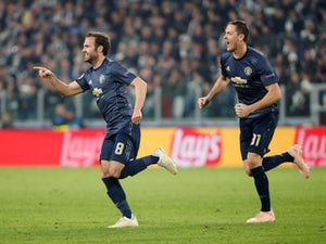 Man Utd produce famous comeback in Turin