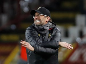 Liverpool manager Jurgen Klopp pictured on November 6, 2018