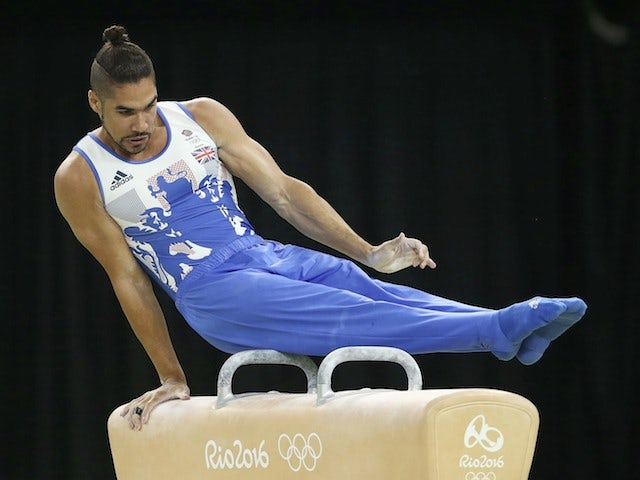 Louis Smith ends gymnastics career