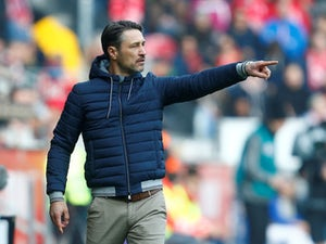 Niko Kovac in charge of Bayern Munich on October 27, 2018