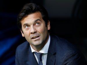 Santiago Solari in charge of Real Madrid on November 3, 2018