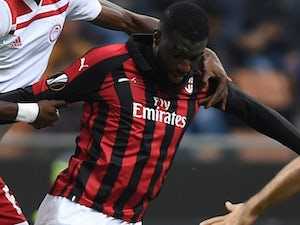 Tiemoue Bakayoko sees red as AC Milan are held by Bologna