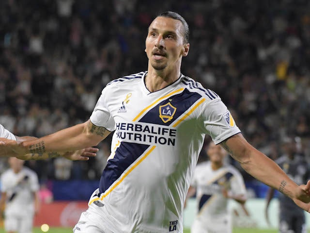 Zlatan Ibrahimovic hints at LA Galaxy stay