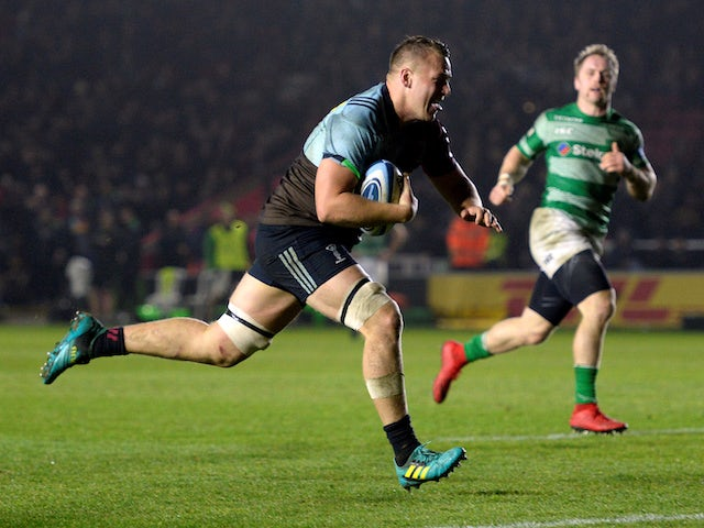 Result: Quins clinch win over Newcastle