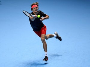 Zverev beats Isner to set up ATP Finals semi against Federer