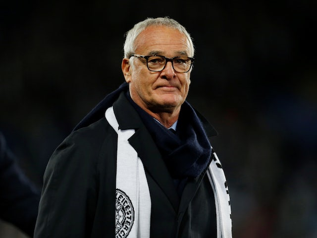 Claudio Ranieri sets sights high after replacing Slavisa Jokanovic at Fulham