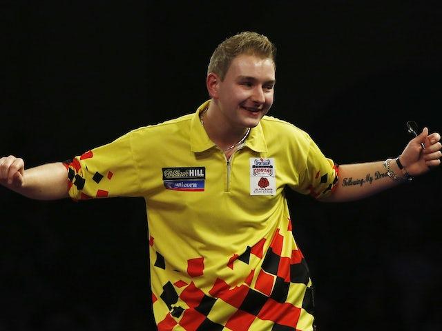 Result: Nine of the best for Dimitri Van den Bergh in Wolverhampton