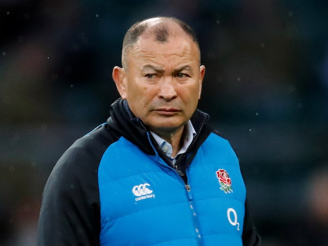 Eddie Jones v Michael Cheika in focus