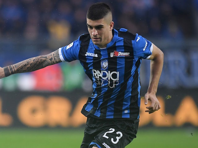 Image result for gianluca mancini