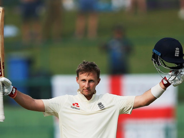 Joe Root hits century as England gain healthy lead against Sri Lanka