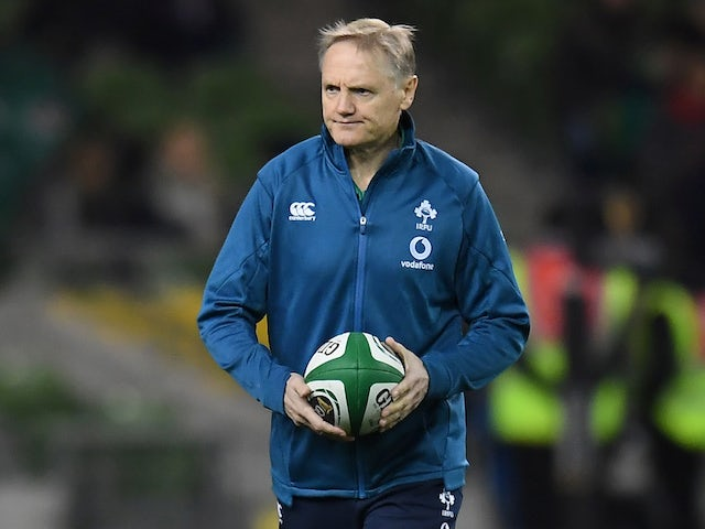 Ireland boss Schmidt grateful for patience as he makes decision on his future