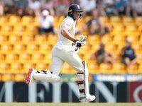 Jos Buttler in action for England against Sri Lanka on November 14, 2018