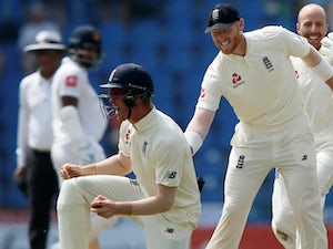 Jennings impresses for England as Sri Lanka's first innings gets under way