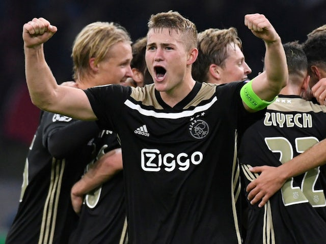 De Ligt edges Alexander-Arnold for U21 award
