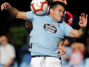 Maxi Gomez in action for Celta Vigo on September 1, 2018
