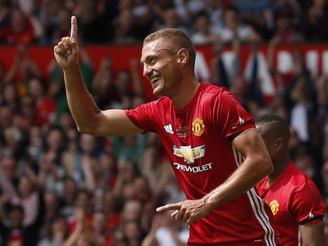 Vidic: 'I want to be Man Utd manager'
