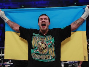 A look at the heavyweight boxing division after Oleksandr Usyk's victory