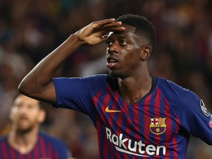 Barcelona forced to offload Ousmane Dembele?