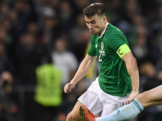 Coleman: 'Ireland capable of qualifying for Euro 2020'