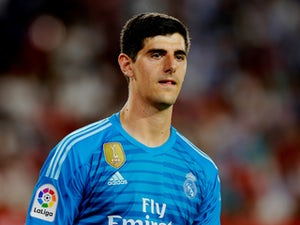 Zidane gives Courtois credit after Madrid save draw