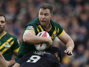 Leeds bring in Australian Test forward Trent Merrin on four-year deal