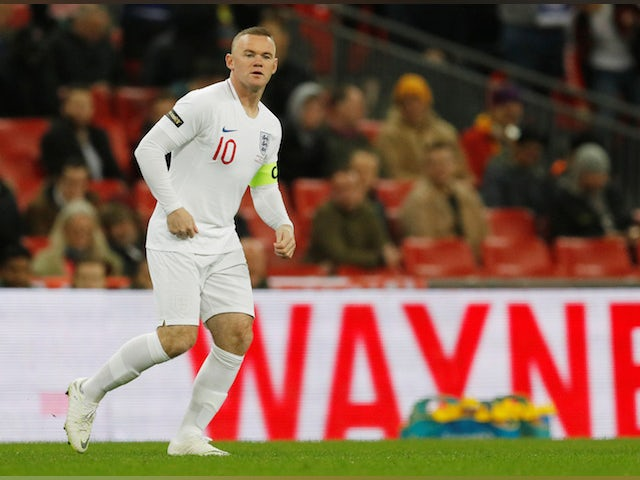 Result: England beat USA in Wayne Rooney farewell