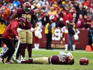 Washington Redskins' Alex Smith suffers serious injury in Houston Texans defeat