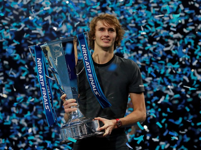 Result: Zverev stuns Djokovic to win ATP Finals