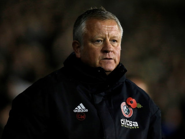 We'll prepare properly: Wilder hopes Christmas training pays off for Derby match