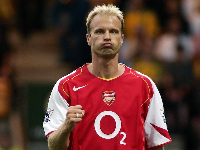 Dennis Bergkamp for Arsenal