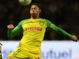 Emiliano Sala in action for Nantes in November 2017