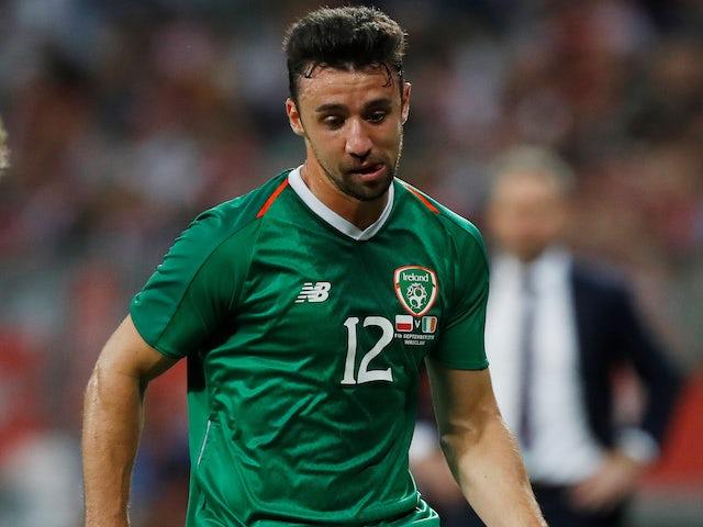 "Enda Stevens ""confident"" ahead of Ireland's Euro qualifying campaign"