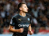 Marseille attacker Florian Thauvin pictured in September 2018
