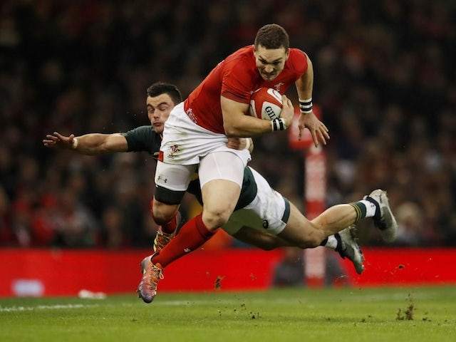 Result: Wales stretch winning run to nine Tests with win over South Africa