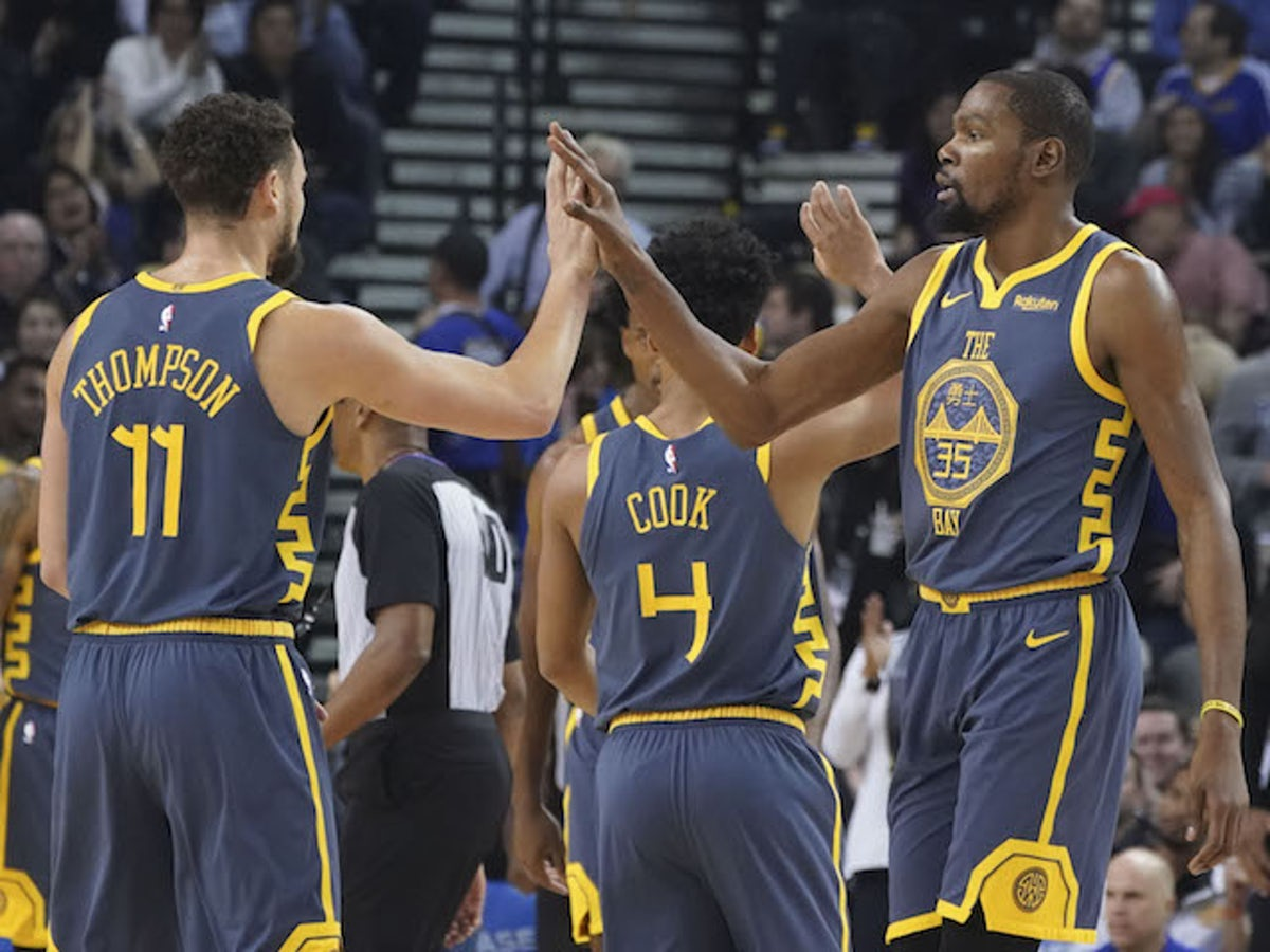 Result Golden State Warriors Make It Back To Back Wins Against Sacramento Kings Sports Mole