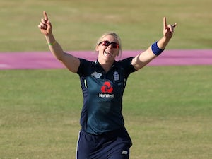 Heather Knight leads England to first win of T20 World Cup