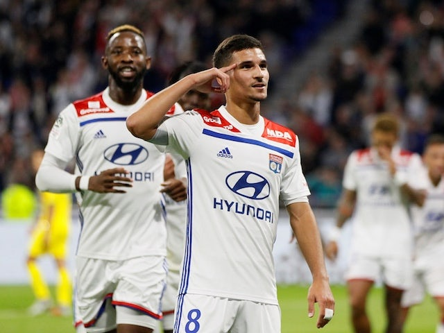 Liverpool join Houssem Aouar race?