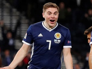 Celtic winger James Forrest picks up second POTY award