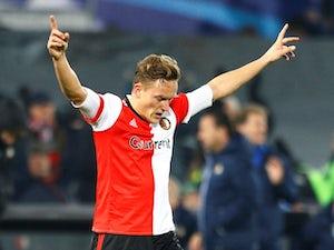 Jens Toornstra goal takes Feyenoord past Groningen