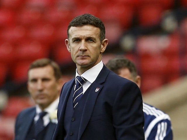 Jim McIntyre targets first win when Dundee take on Hamilton