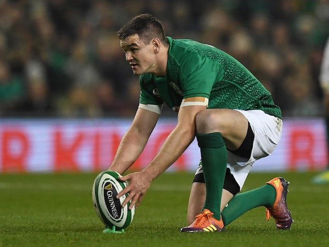 Sexton, Schmidt and Ireland land World Rugby awards