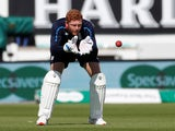 Jonny Bairstow during an England nets session in September 2018