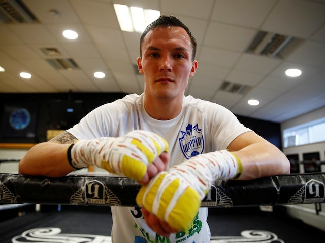 Warrington eager to silence the doubters against Frampton