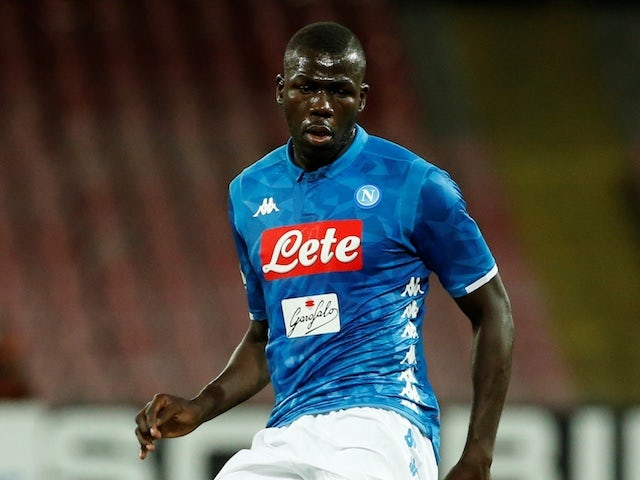 Kompany talk: transfer Spurs Koulibaly, Friday