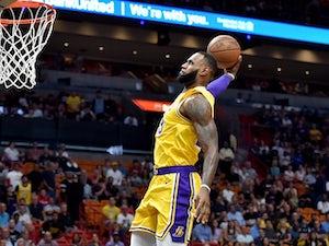 LeBron James scores 51 points to lead Los Angeles Lakers past Miami Heat