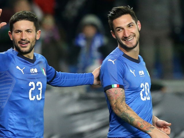 Result: Politano earns Italy victory over USA with late winner