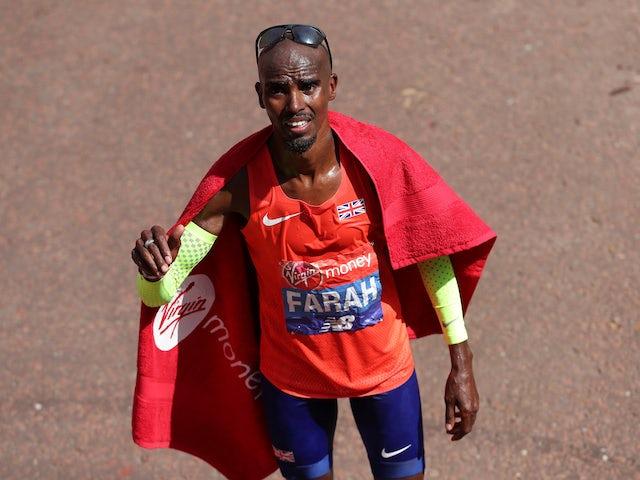 Gebrselassie accuses Farah of holding