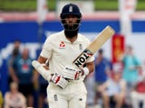 Moeen Ali in action for England on November 6, 2018