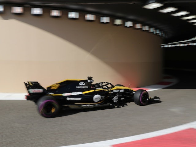 Hulkenberg praises marshals who rescued him from burning Renault